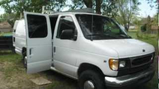 bug out van