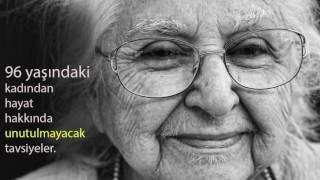 Gambar cover 96 yaşındaki kadından hayat hakkında unutulmayacak tavsiyeler
