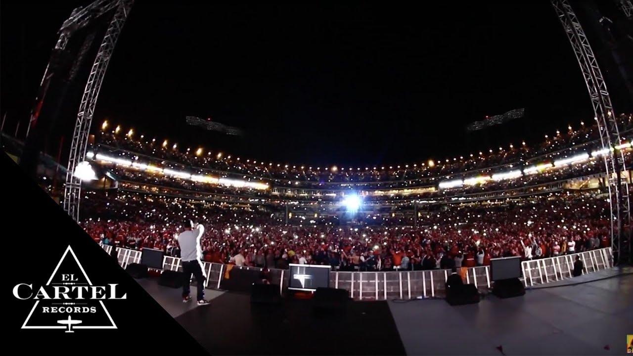 DADDY YANKEE @ DRAGON FLY, NJ & EL MEGATON, NY (Live)