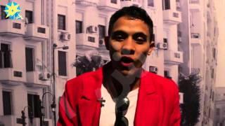 بالفيديو: احد ابطال مسرحية عمارة الدكاكيني ارتفاع ايجار المسارح السبب في التقصيرفي الديكورات