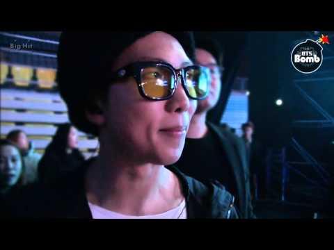 [ENG SUB] Bangtan bomb- Rap Monster on the Special stage 'Buckubucku' feat.BTS