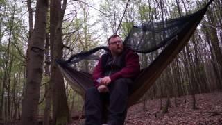 Bushcraft Camp Lagerbau #2 | Shelter | Zeit im Wald