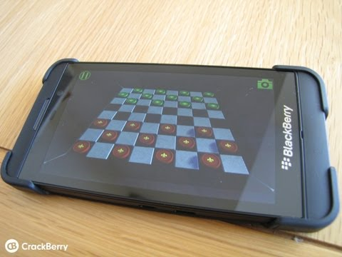 Mine Base: Chess and Checkers for BlackBerry 10