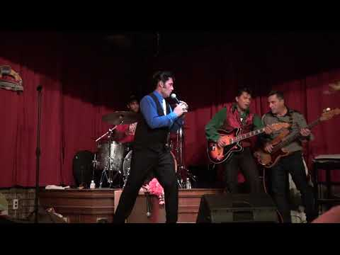 ETA's Elvis Richie Valens Jerry Lee Lewis Magnuson Hotel Memphis Elvis week 2017 The Spa Guy #85