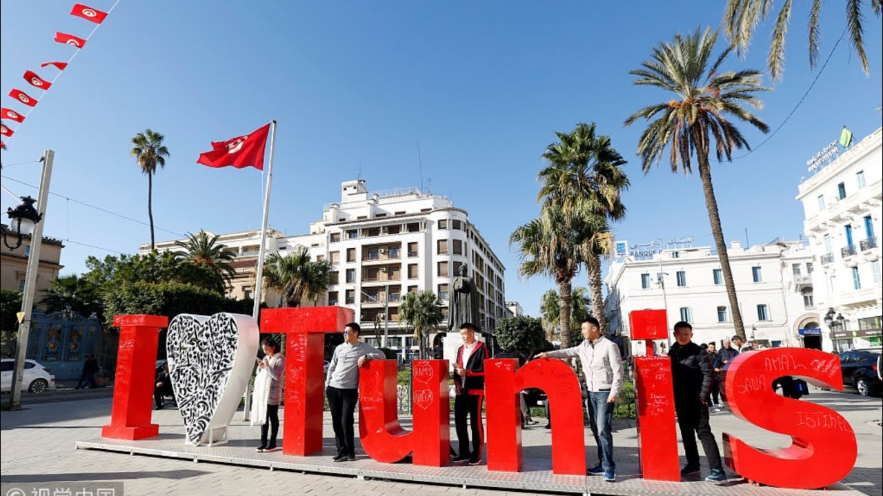 Welcome to Tunis / Tunisia ???????? another beautiful Africa