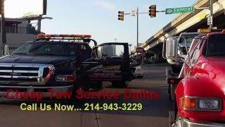 Cheap Towing Service Dallas Texas