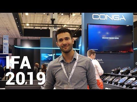 IFA 2019 - Cecotec: Der neue Conga 5090 Saugroboter mit 8000 PA und meine Eindrücke des Standes