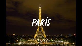 PARIS 4K | (Sam Kolder 2016 Inspiration)