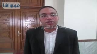 بالفيديو .. مدير معهد الصحة والسلامة المهنية بالعريش: سنقوم بتوعية جميع العاملين بالسلامة المهنية