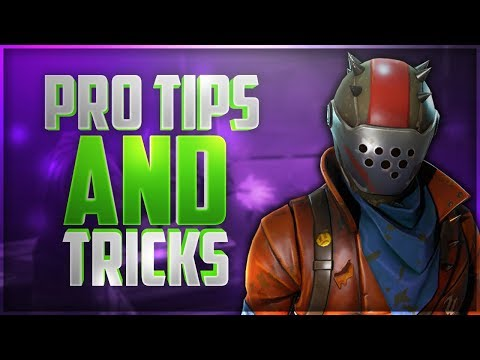 HOW TO WIN | Pro Player Tips and Tricks (Fortnite Battle Royale)