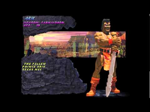 Primal Rage 2 Character Bios and MORE Attract Mode Goodies Found in MAME!!!!