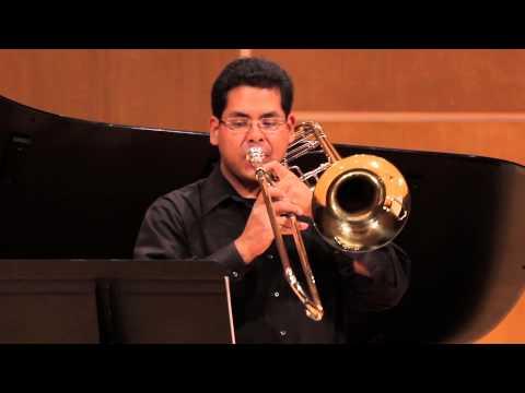 Fantastic Polka (Arthur Pryor) - Kevin Downing, trombone - March 2014