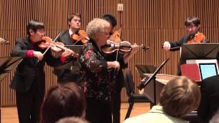 """Play Violin Concerto, For Violin, Strings & Continuo In E Minor (""""Il Favorito""""), Op. 11/2, Rv 277"""