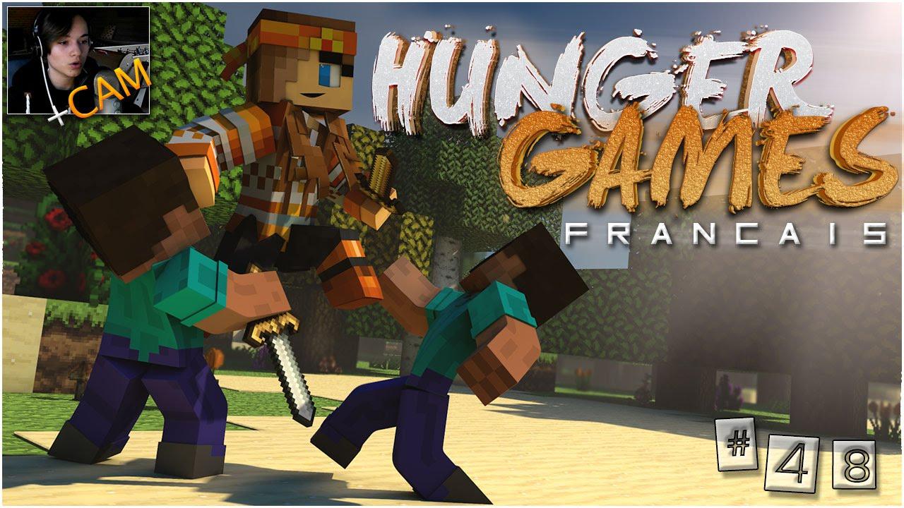 minecraft hunger games fran ais 21 kills cam 48 youtube. Black Bedroom Furniture Sets. Home Design Ideas