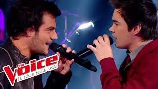 Imagine Dragons – Radioactive | Amir Haddad VS François Lachance | The Voice France 2014 | Battle