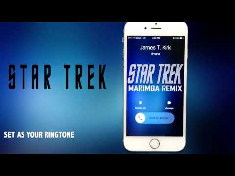 Star Trek Theme Marimba Remix Ringtone