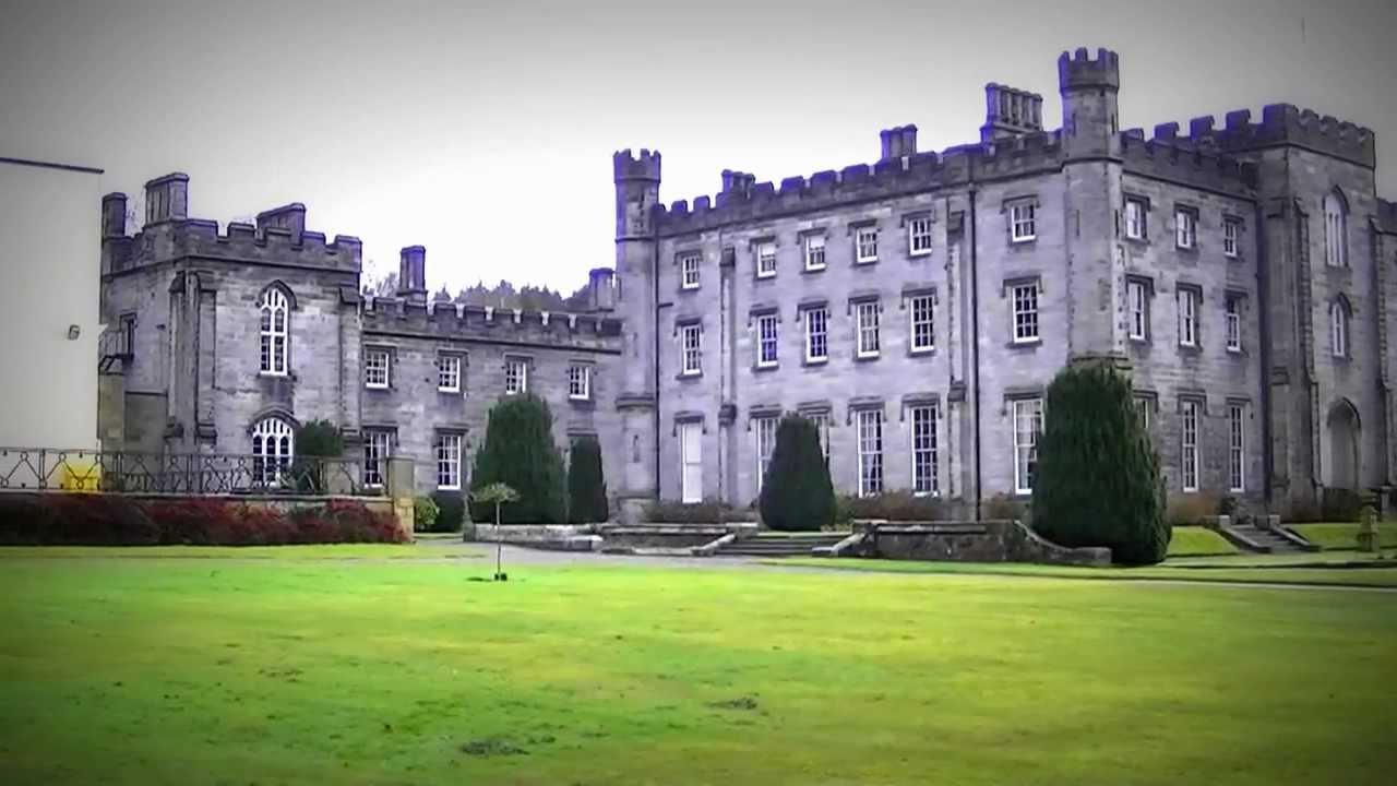 Tulliallan Castle,The Scottish Police College. - YouTube