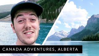 Canada Adventures - Alberta! Thumbnail