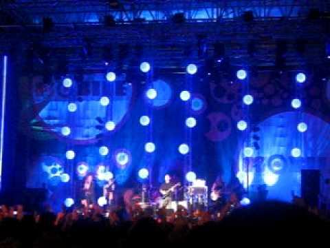 Moby - Natural Blues - Bari 24 luglio 2009