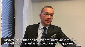 Millaisen Suomen haluat rakentaa, Juho Romakkaniemi?