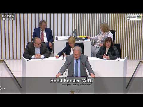 Horst Förster: In der Justiz droht eine erhebliche Pensionierungswelle!