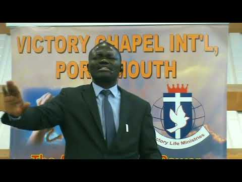 Anointing for Marvellous Exemption from Evil - Pastor Olubisi Ige, Victory Chapel Int'l, Portsmouth