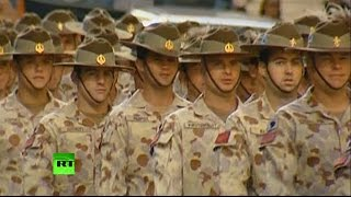 В Австралии не все согласны с решением властей вернуть войска в Ирак(Иракская армия при поддержке сил международной коалиции вытеснила боевиков из нескольких богатых нефтью..., 2014-11-28T19:56:05.000Z)
