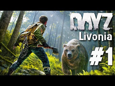 DayZ Livonia:  Первые шаги по чужой земле | Прохождение Игры (Выживание) #1
