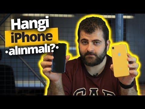 IPhone XR Mı IPhone X Mi Alınır? Benzer Fiyattaki Iki IPhone Karşı Karşıya!