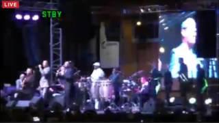 Eddie Palmieri y su Orquesta de Salsa en Medellín 2015