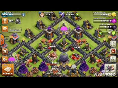 Upgrade to level4 - Valkyrie - CLASH OF CLANS
