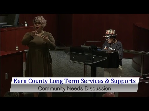 Kern County Community Needs Discussion