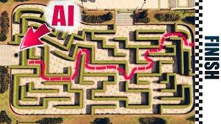 GTA V - Can AI Solve a Maze?