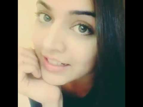 beautiful girl singing tere kanna de vich gallan kara pyar diya beautiful voice of her