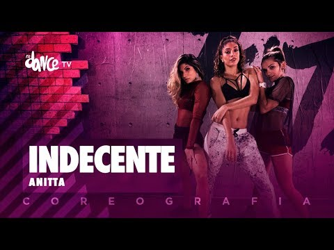 Indecente - Anitta | FitDance TV (Coreografia) Dance Video