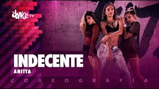 Indecente - Anitta FitDance TV (Coreografia) Dance Video