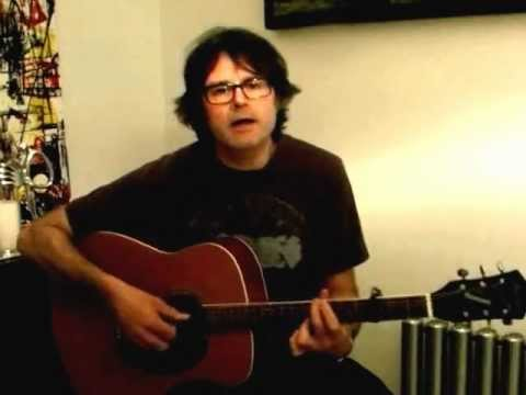 Supergrass - 'Fin'  Cover version by Mark from The New Burn