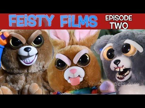 Feisty Films Episode 2: The Feisty Pets Strike Back!