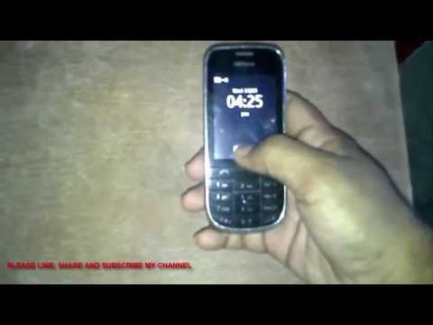 How to HARD RESET NOKIA-202 SIMPLY!