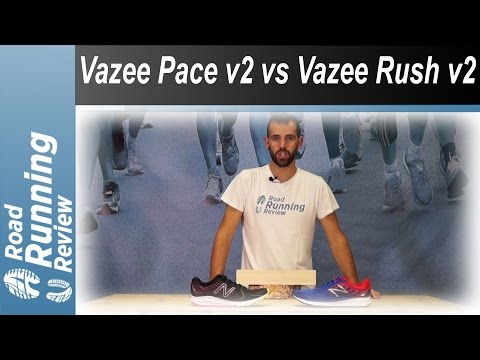 New Balance Vazee Pace v2 VS New Balance Vazee Rush v2