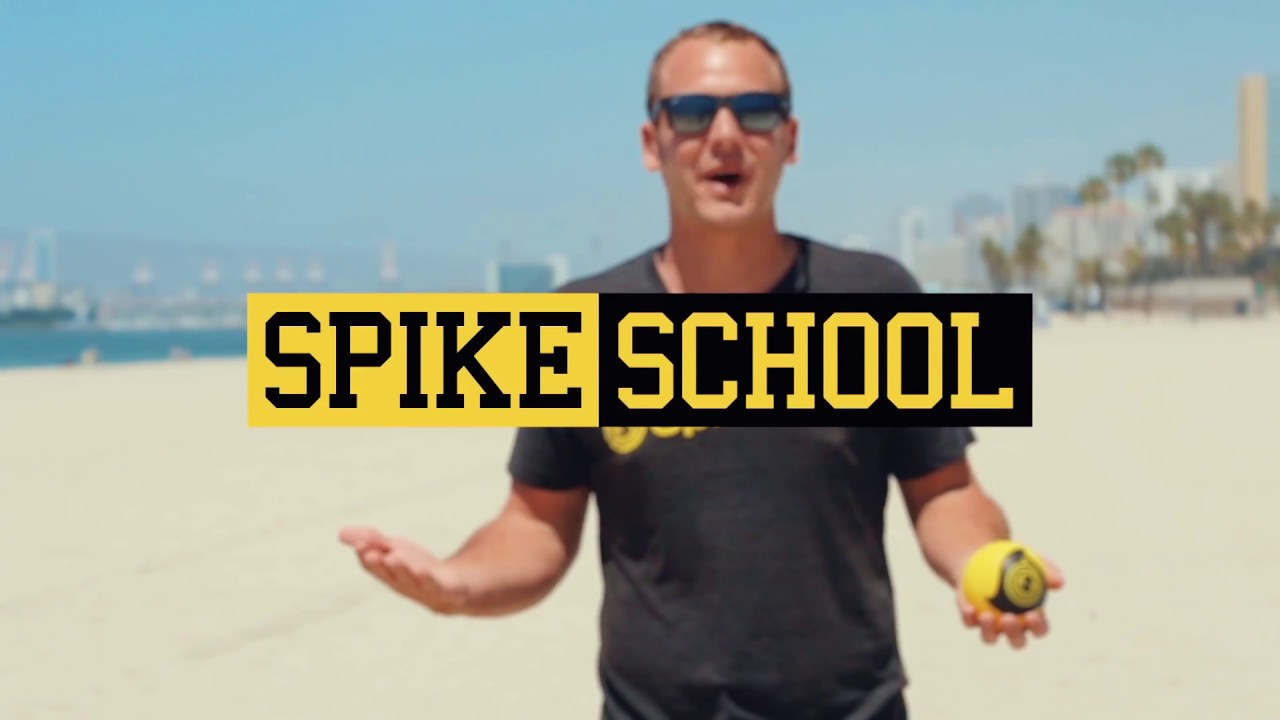 SpikeSchool Lesson 1: Passing