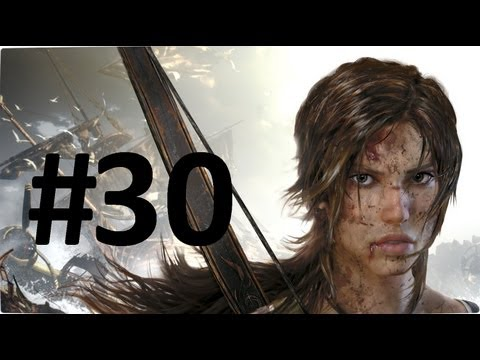 Tomb Raider HD 1080p Gameplay Walkthrough Part 30 - Conservation of Energy
