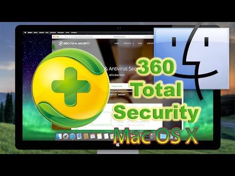 Антивирус 360 Total Security 2016 Mac OS X - Free Antivirus Mac OS X