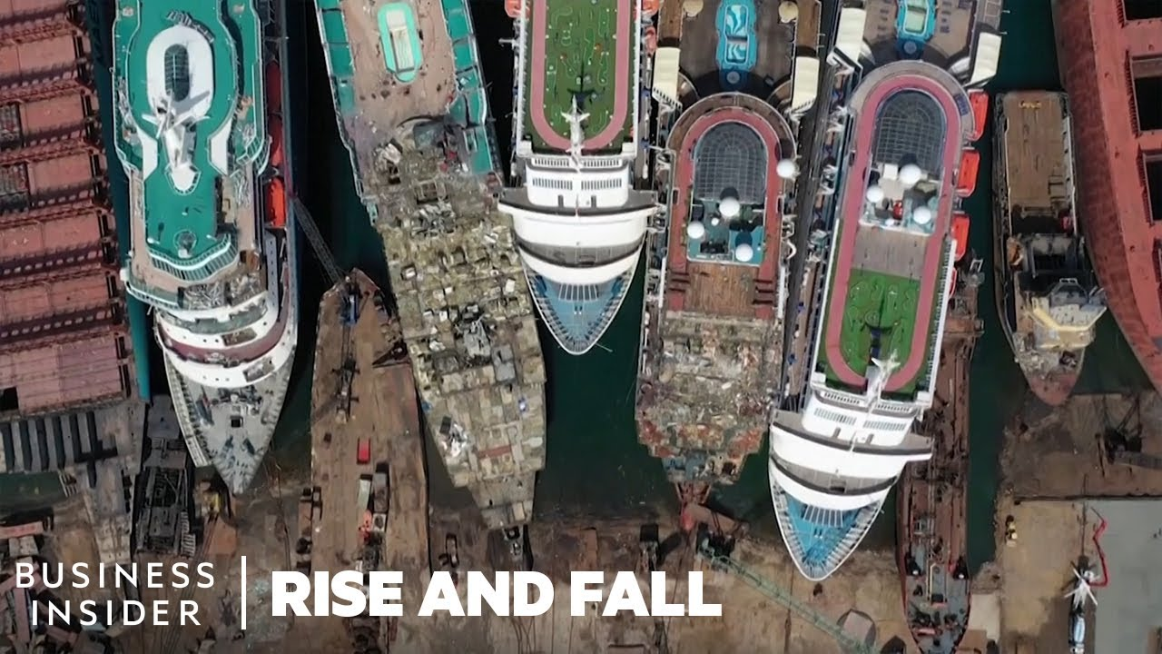Download The Rise And Fall Of The Cruise Industry | Rise And Fall