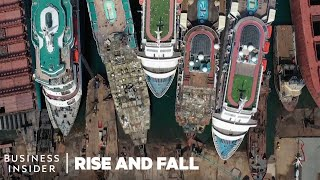 The Rise And Fall Of The Cruise Industry | Rise And Fall