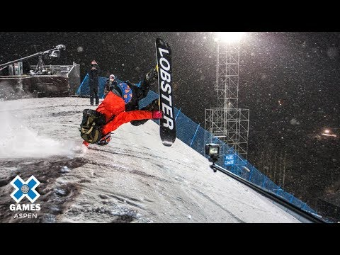 Wendy's Snowboard Knuckle Huck: FULL BROADCAST | X Games Aspen 2019
