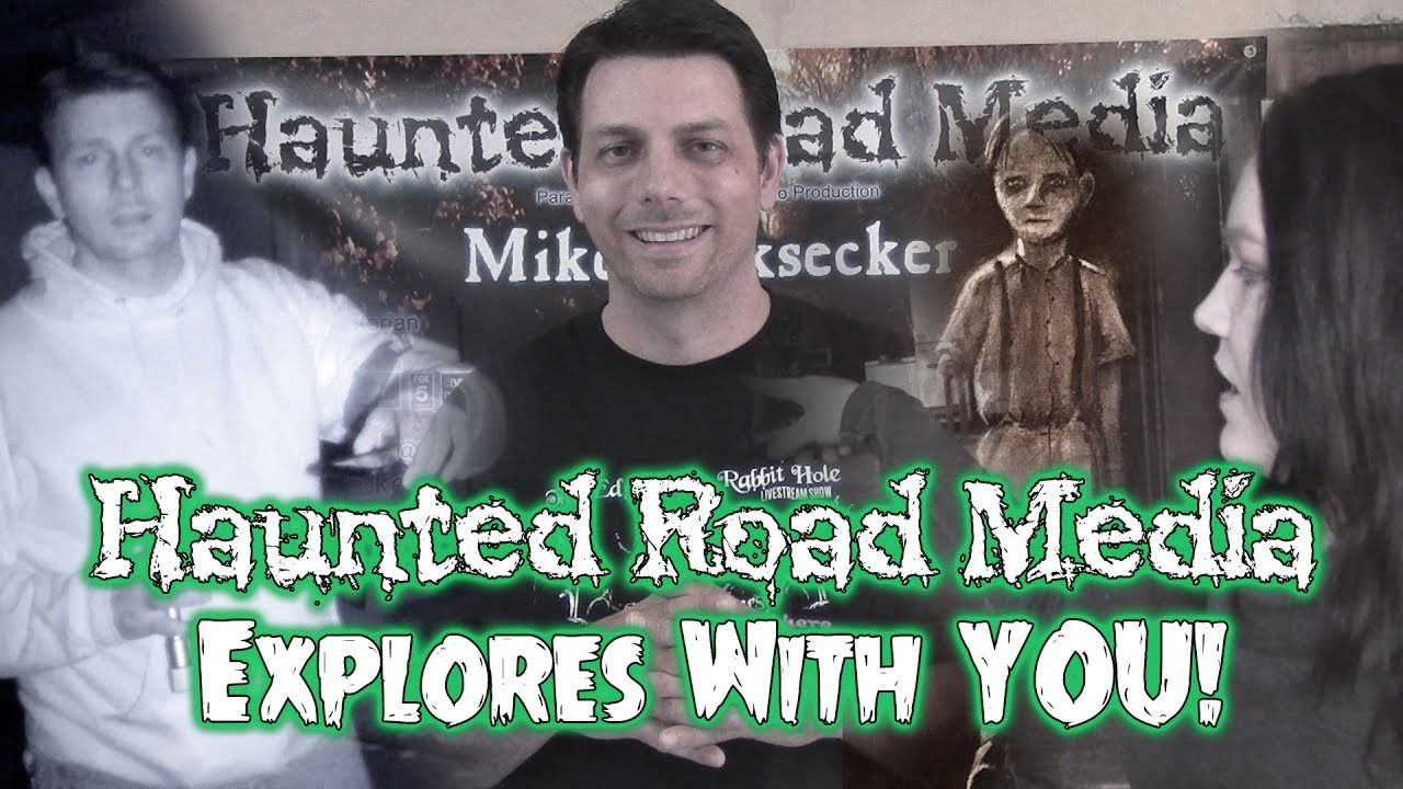 Haunted Road Media Explores The Paranormal With You!