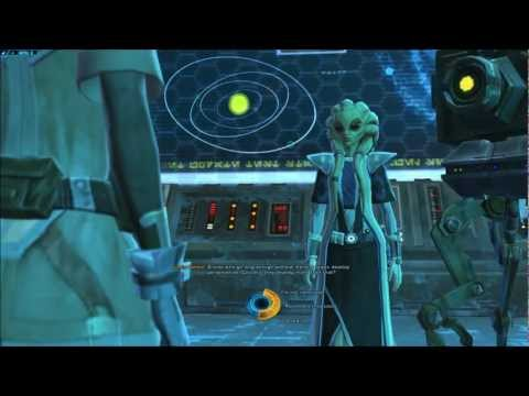 SWtOR Jedi Knight Story Cutscenes Pt. 20 [Chapter 2 / Hoth / Light Side]