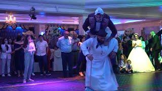 танец от друзей на свадьбу.  Армянская свадьба в Москве. Ерем Закарян .Yerem Zaqaryan