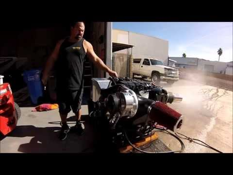 PROCHARGER INSTALLATION ON A 7.4 MERCRUISER ENGINE AT BOOSTPOWER MARINE